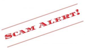 ALERT! – Phone Scam Lawyers Collecting Debt