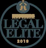 2019 Business North Carolina Legal Elite Badge