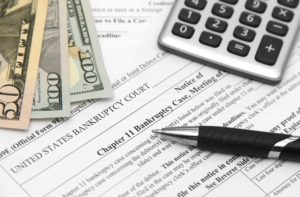 calculating and filing a chapter 11 bankruptcy form
