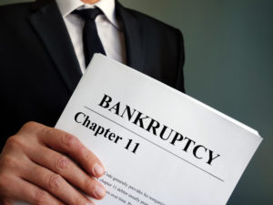 chapter 11 bankruptcy paper