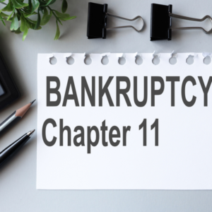 Bankruptcy Chapter 11 FAQs