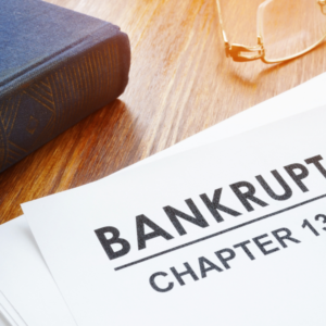 chapter 13 bankruptcy petition book