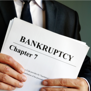 bankruptcy chapter 7 documents